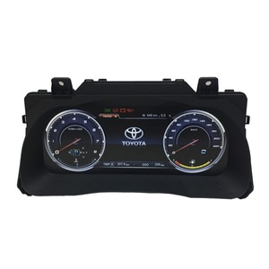 12.3英寸数字速度计Corolla,用于Prado Auto Speed Meter Highlander,具有多功能